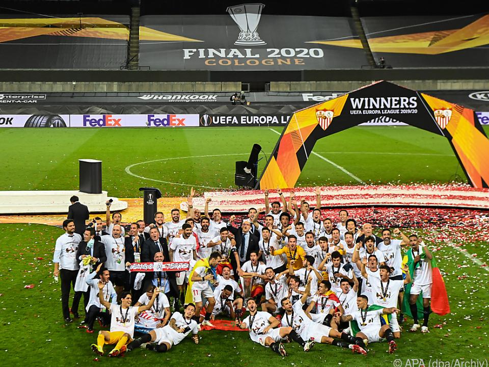 Der FC Sevilla trifft auf Bayern München