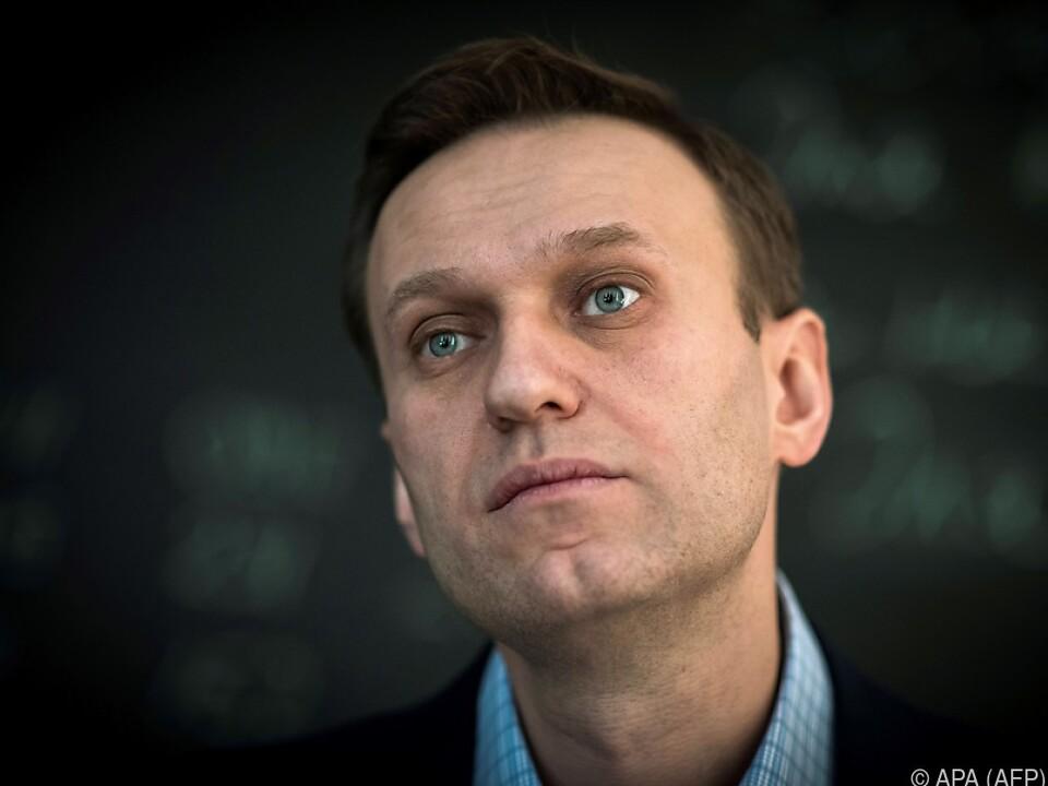 Der Gesundheitszustand des Putin-Kritikers Nawalny hat sich verbessert