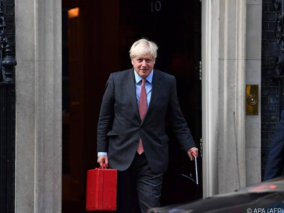 Der Premierminister appelliert an die Briten