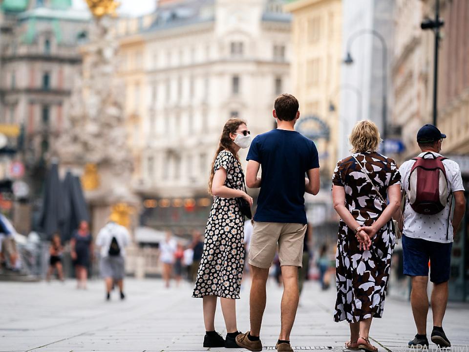 Deutsche Reisewarnung für Wien