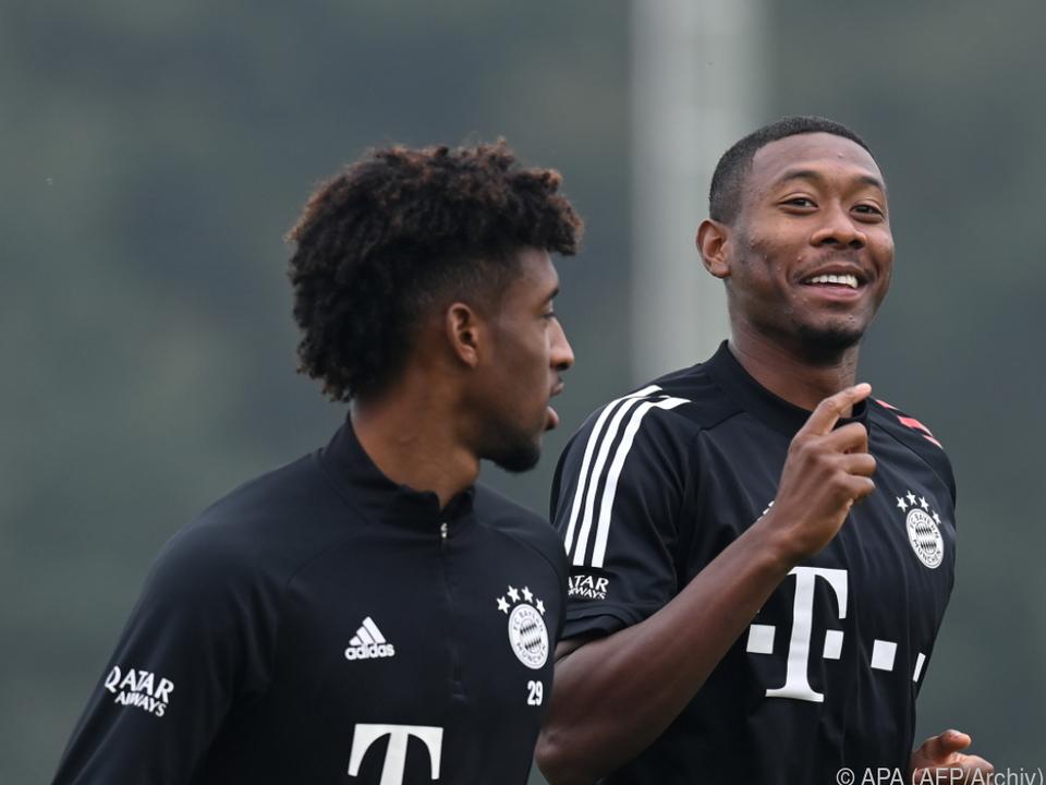 Die Bayern haben seit Lissabon kaum trainiert