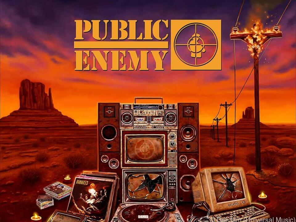 Die bereits 15. Platte von Public Enemy