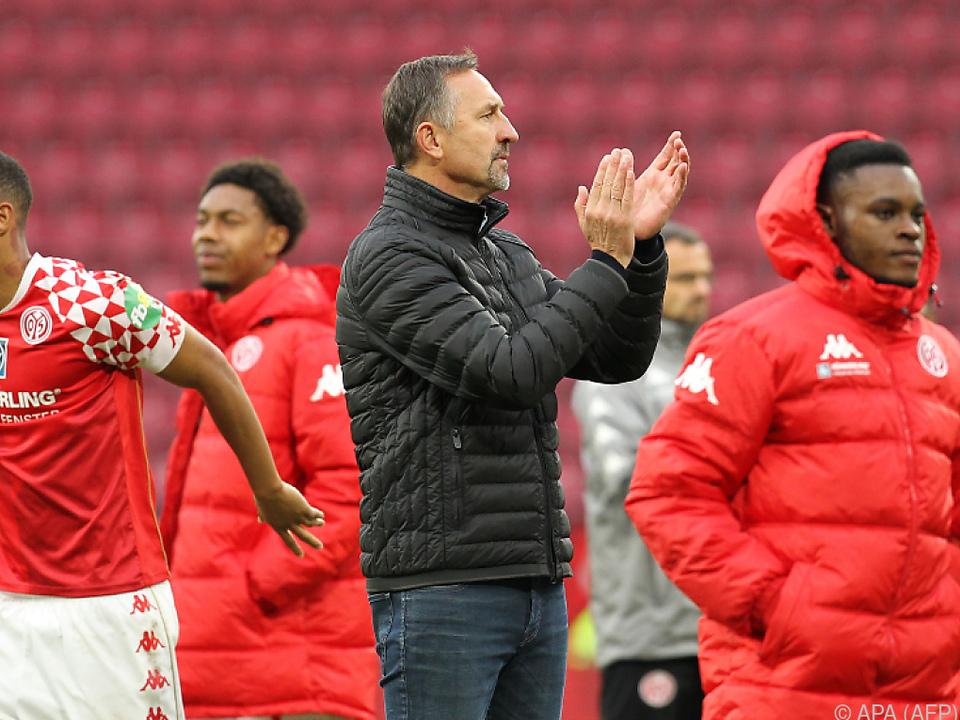 Die Mainzer Spieler sendeten ein klares Signal