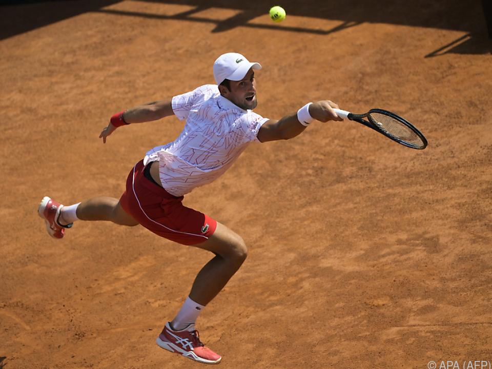 Djokovic trifft nun auf Landsmann Krajinovic