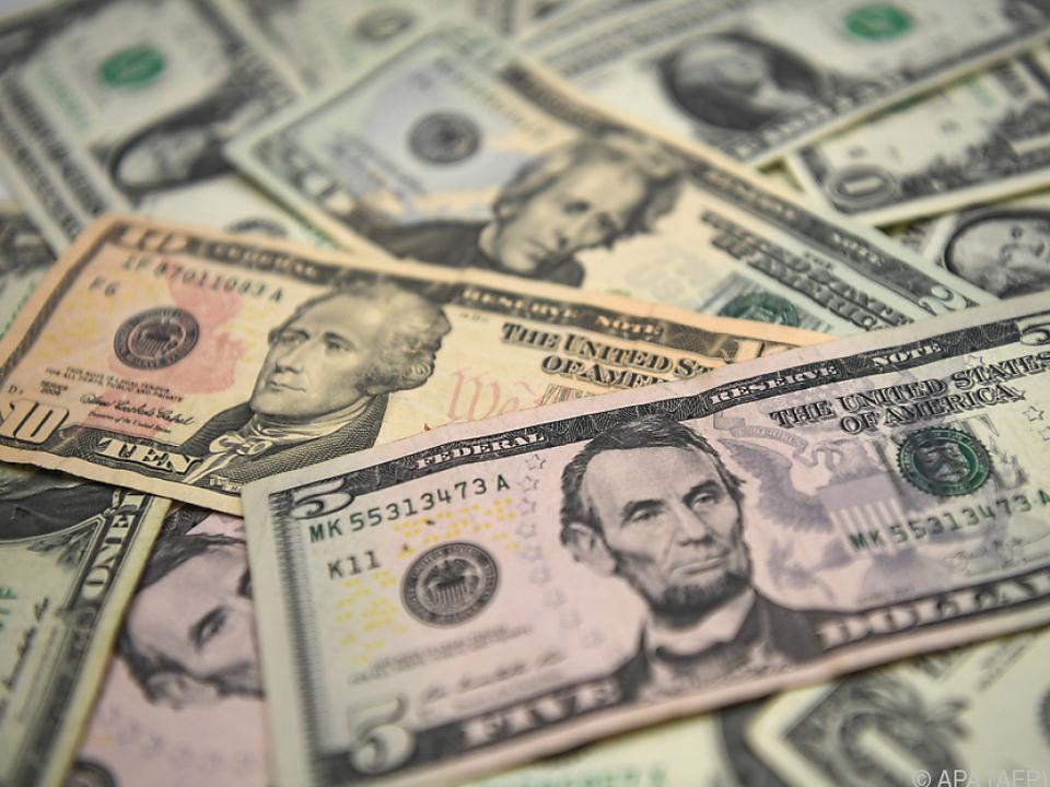 Dollar-Segen für einige Oberösterreicher