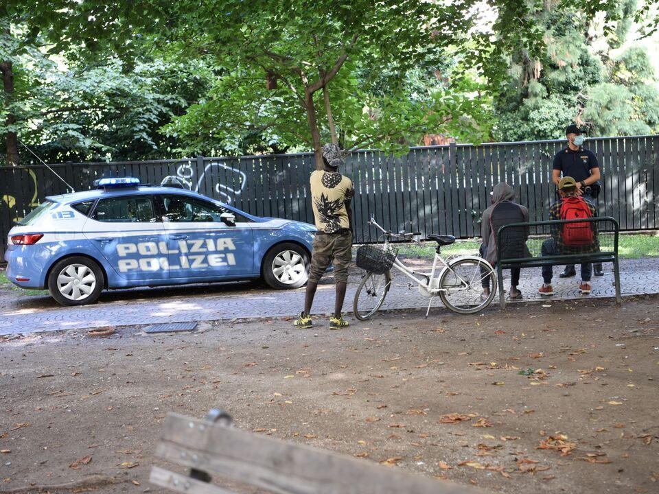 Bozen Kriminell Polizei