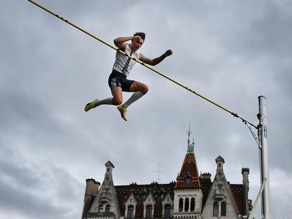 Duplantis schaffte 6,07 Meter