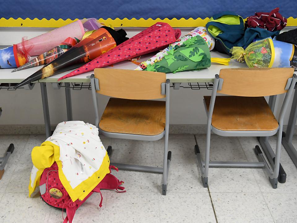 Ein ungewöhnlicher Schulbeginn für alle Schülerinnen und Schüler