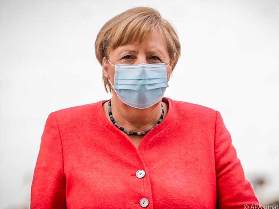 Es sei eine europäische Reaktion gefragt, so Merkel