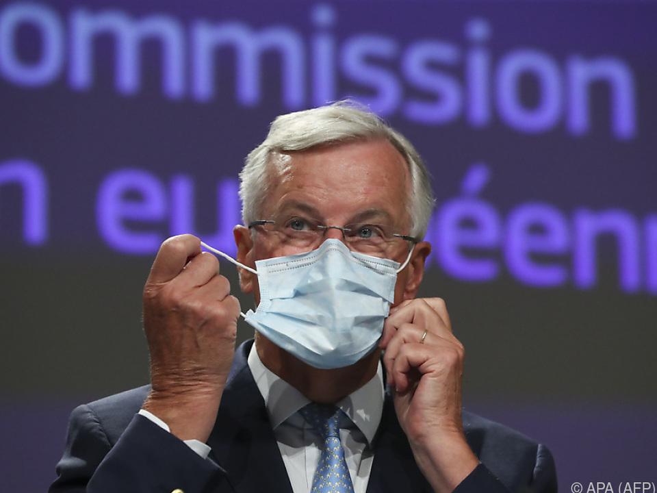 EU-Chefunterhändler Barnier urgiert mangelnde Flexibilität der Briten
