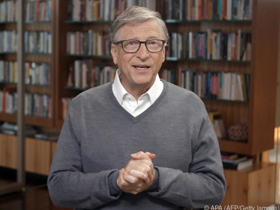 Ex-Microsoft-Chef Bill Gates als Feindbild der Corona-Leugner