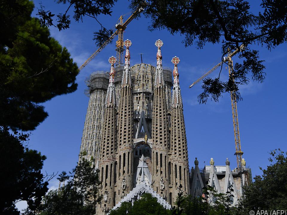 Fertigstellung nicht wie geplant zum 100. Todestag von Gaudi
