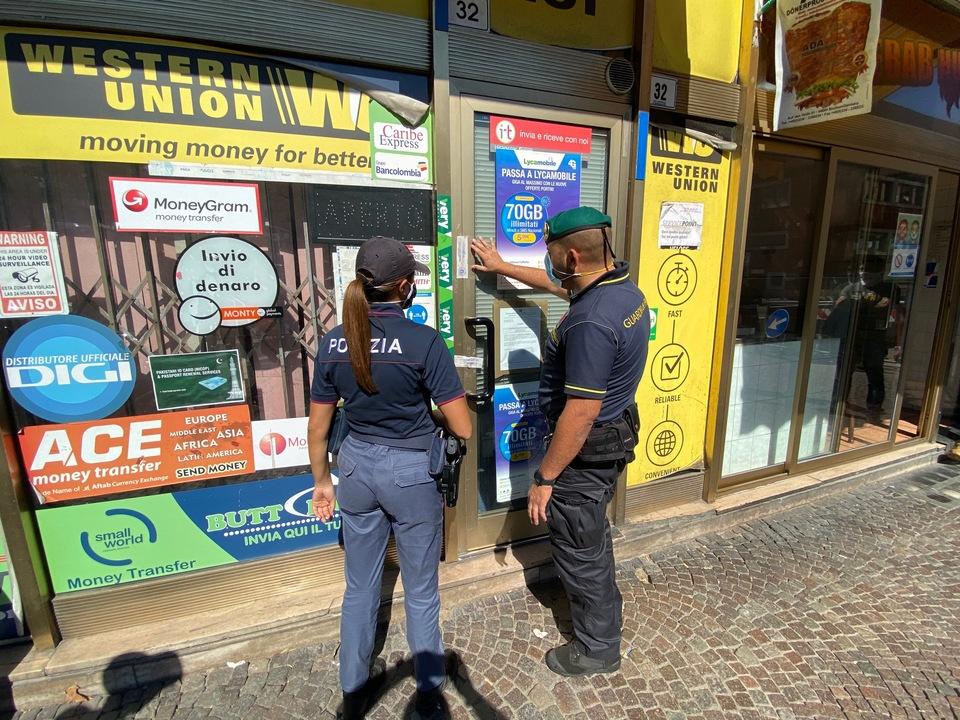 Polizei Finanzpolizei Bozen