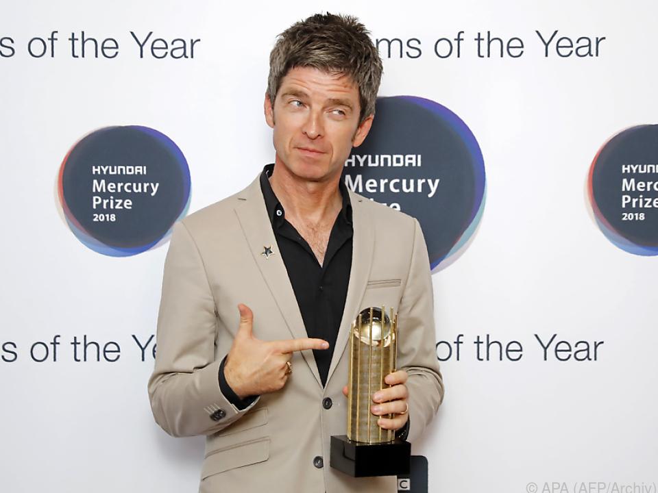 Gallagher gehörte der Brit-Pop-Band Oasis an