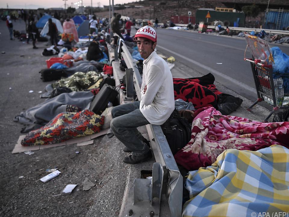 Heimat- und obdachlos