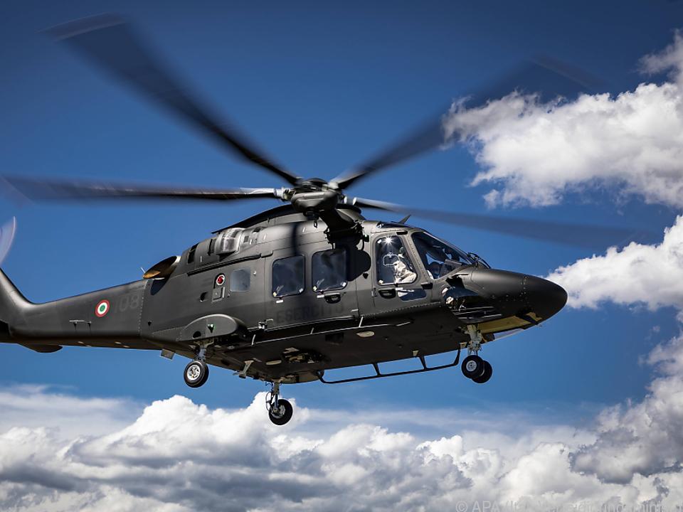 Helikopter AW169M soll Alouette III ersetzen