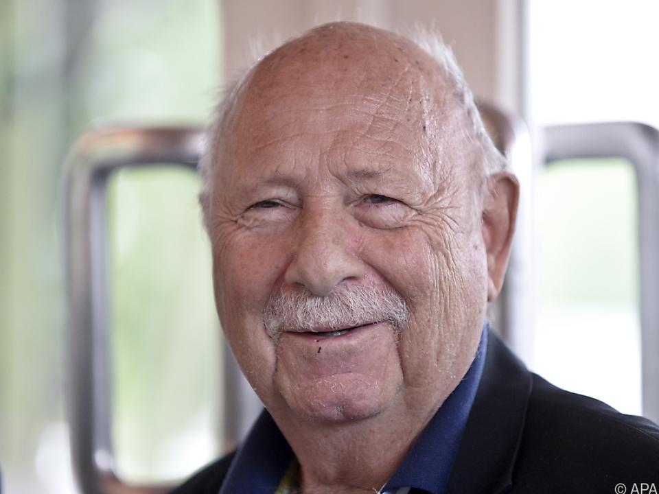 Jazz-Legende Hans Salomon