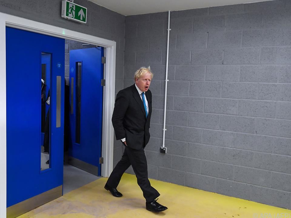 Johnson will raus aus der EU, aber zu seinen eigenen Bedingungen