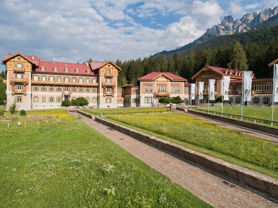 Toblacher Gespräche Grand Hotel