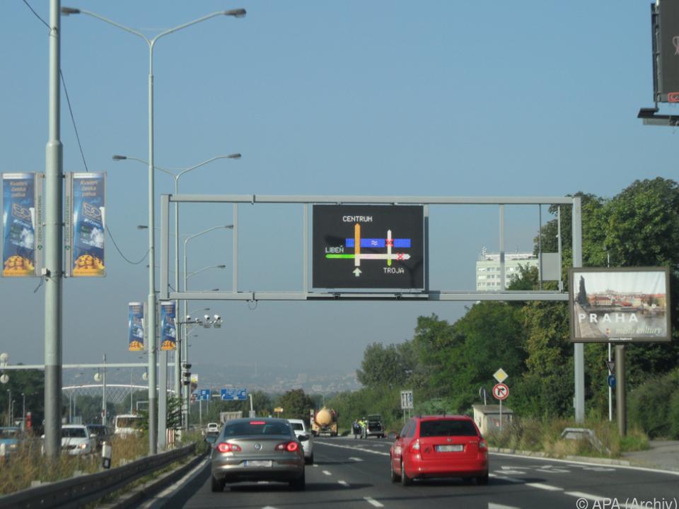 Kapsch operiert stark auf ausländischen Autobahnen