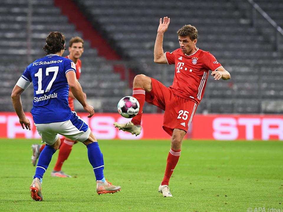 Klarer Sieg für Bayern München bei Saisonauftakt