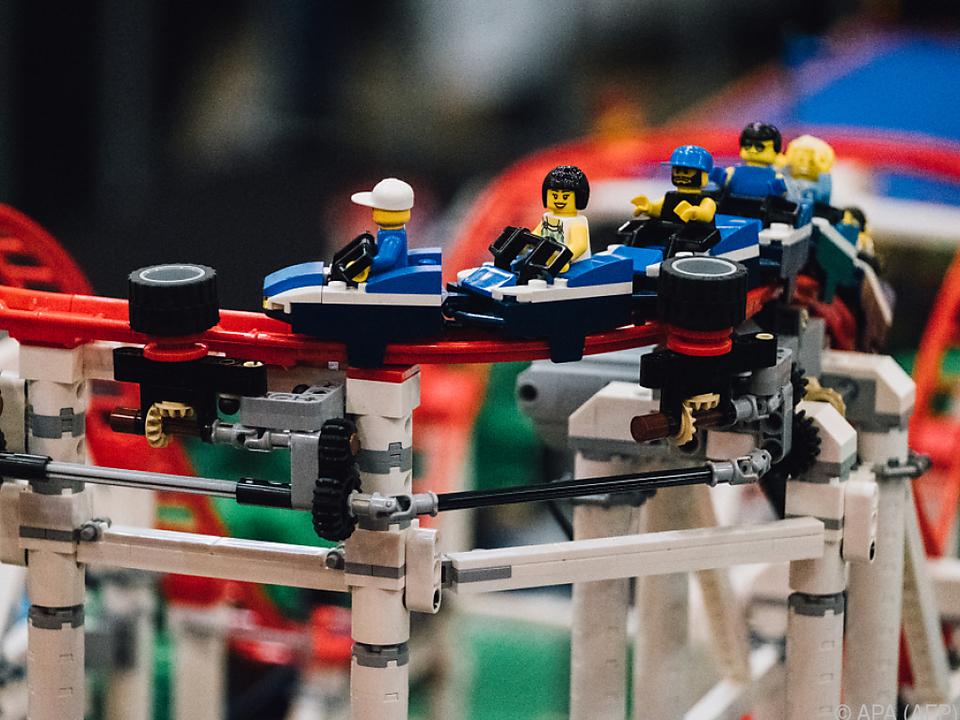 Lego verkauft sich auch in Corona-Zeiten gut