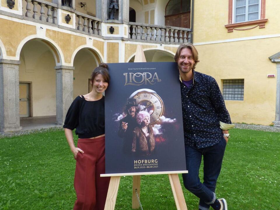 Liora-Vicky Obermarzoner & M. TickTack-Peter Schorn
