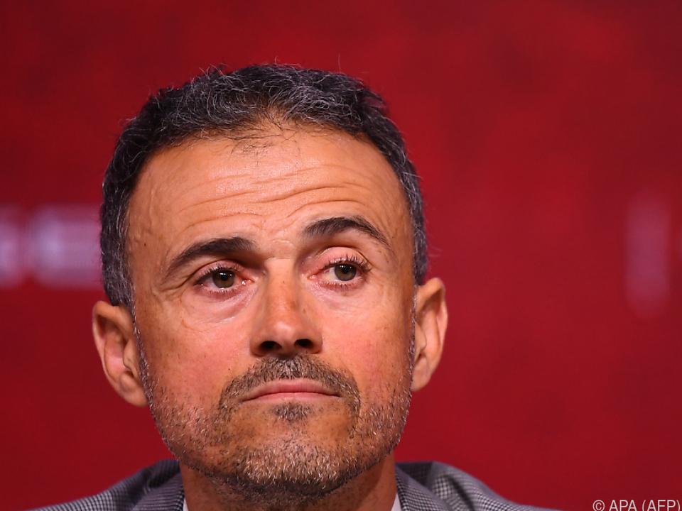Luis Enrique ist wieder spanischer Teamchef