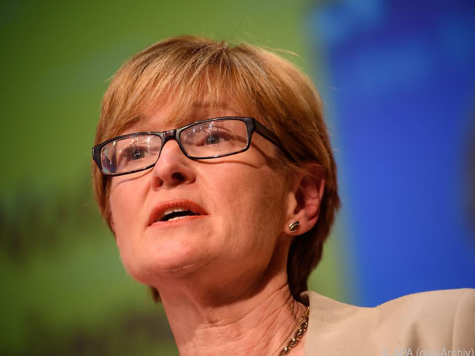 Mairead McGuinness soll die neue irische Kommissarin werden