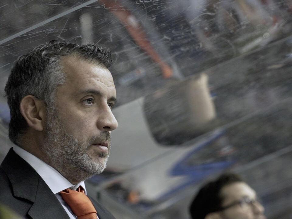 Marco Insam + coach Fabio Armani