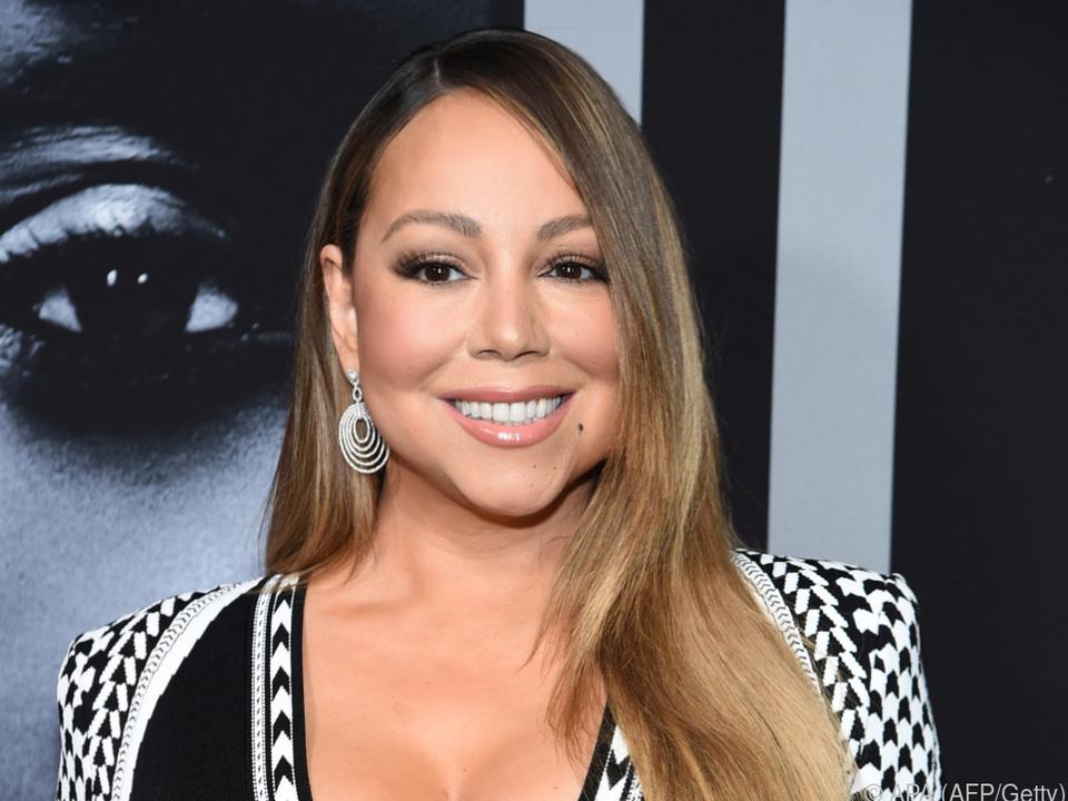 Mariah Carey zeigt eine neue Seite von sich