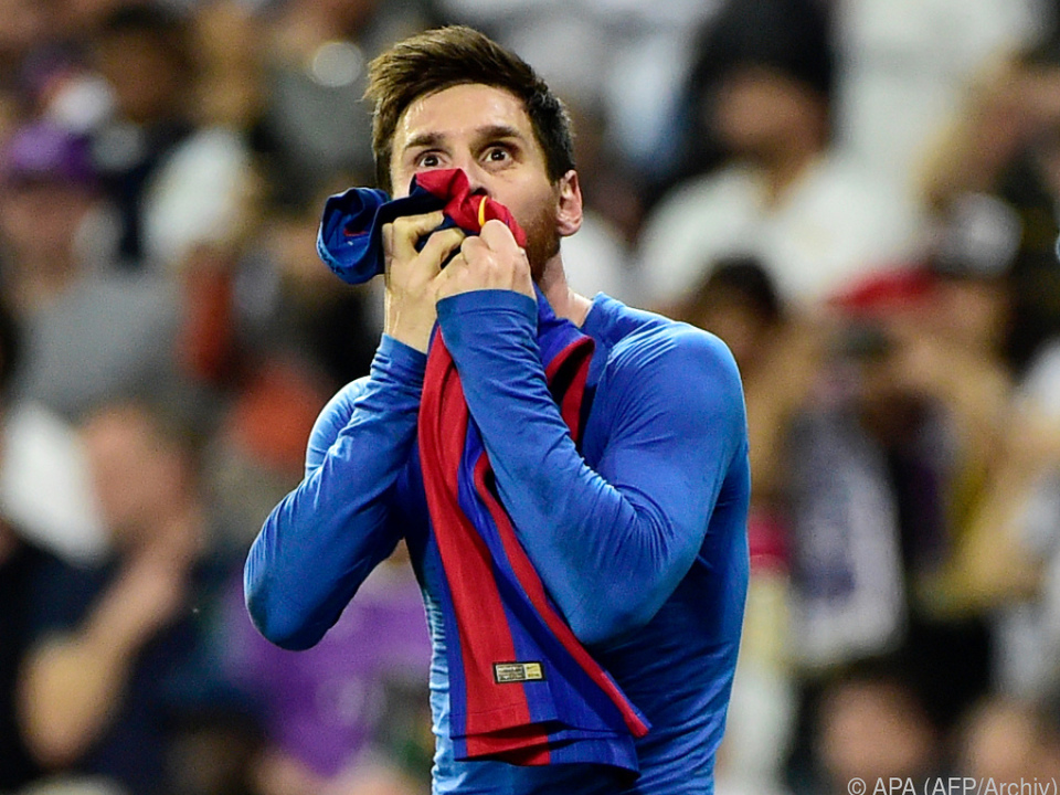 Messi wollte gehen und bleibt jetzt doch