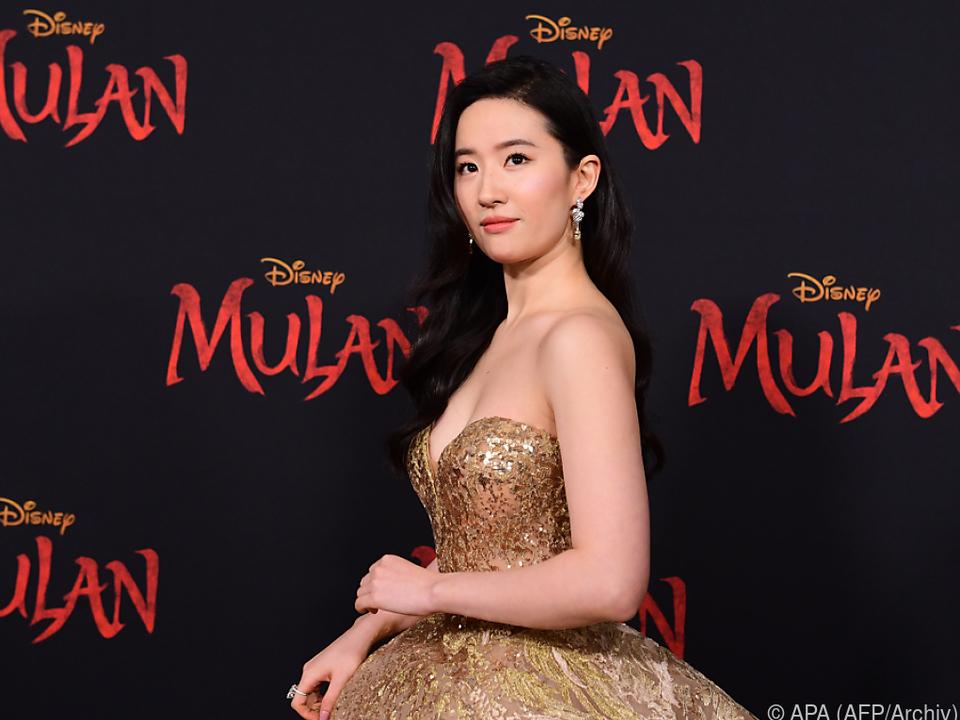 Mulan is eine Adaption des 1998-Zeichentrickfilms
