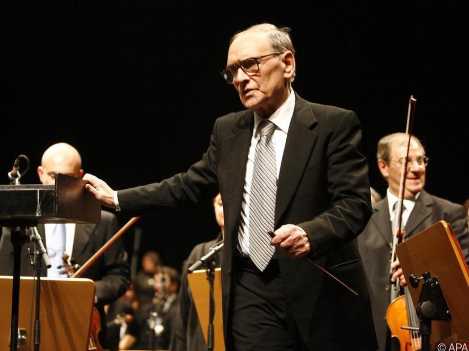 Musiklegende Ennio Morricone verstarb im Juli