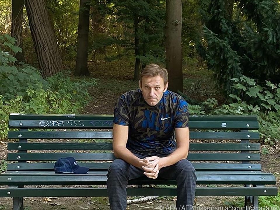Nawalny hat noch einen langen Rehabilitationweg vor sich