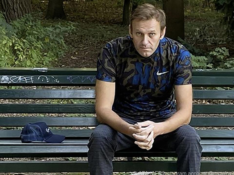 Nawalny plant, wieder nach Russland zurückzukehren