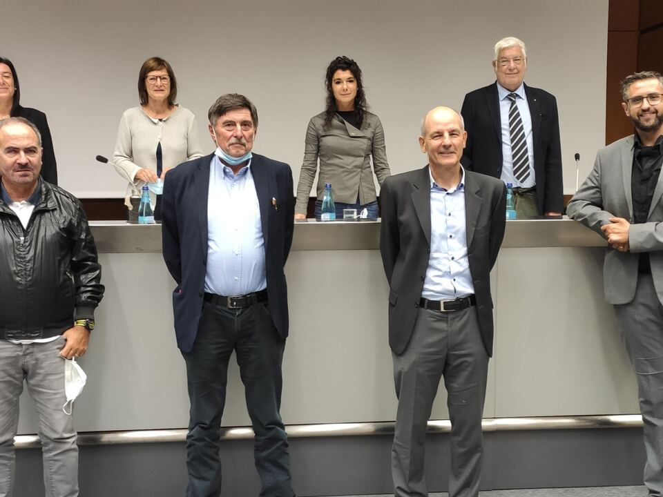Neuer DSG Ausschuss