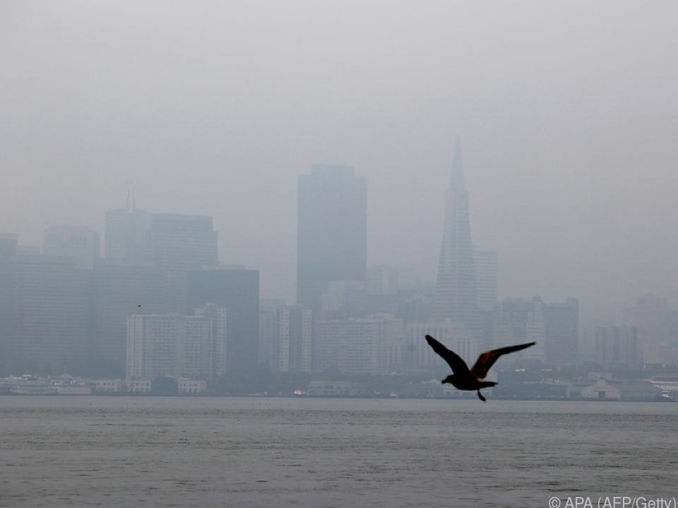 Nicht nur in anderen Kontinenten ist die Luftverschmutzung ein Problem