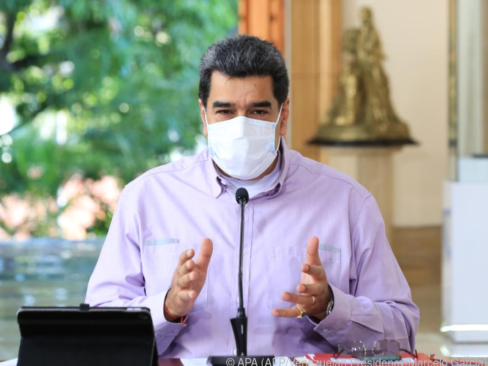 Nicolás Maduro schwer unter Beschuss