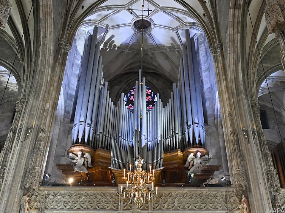 Orgelweihe am Sonntag