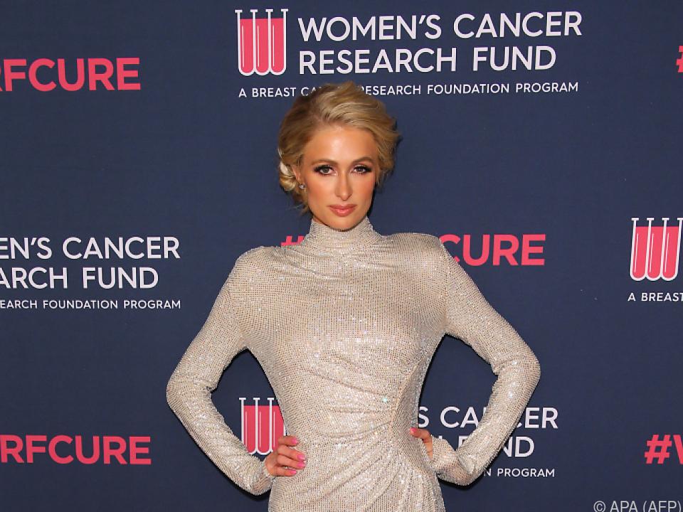 Paris Hilton ist bereit für die Mutterschaft