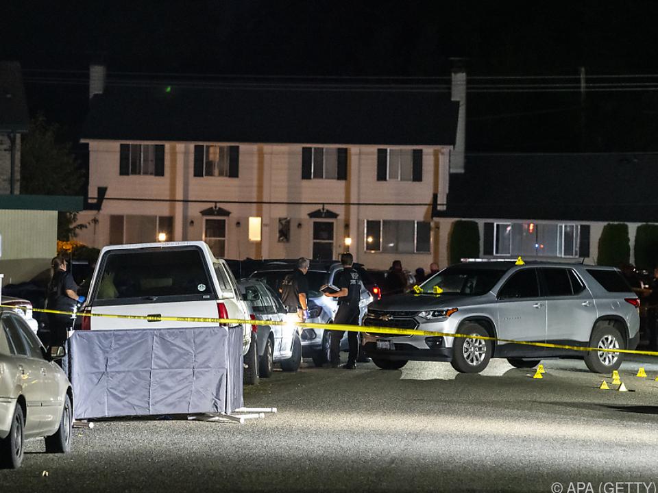 Polizisten dürften den Mann bei der Festnahme erschossen haben