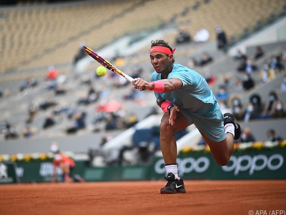 Rafael Nadal ließ Mackenzie McDonald keine Chance
