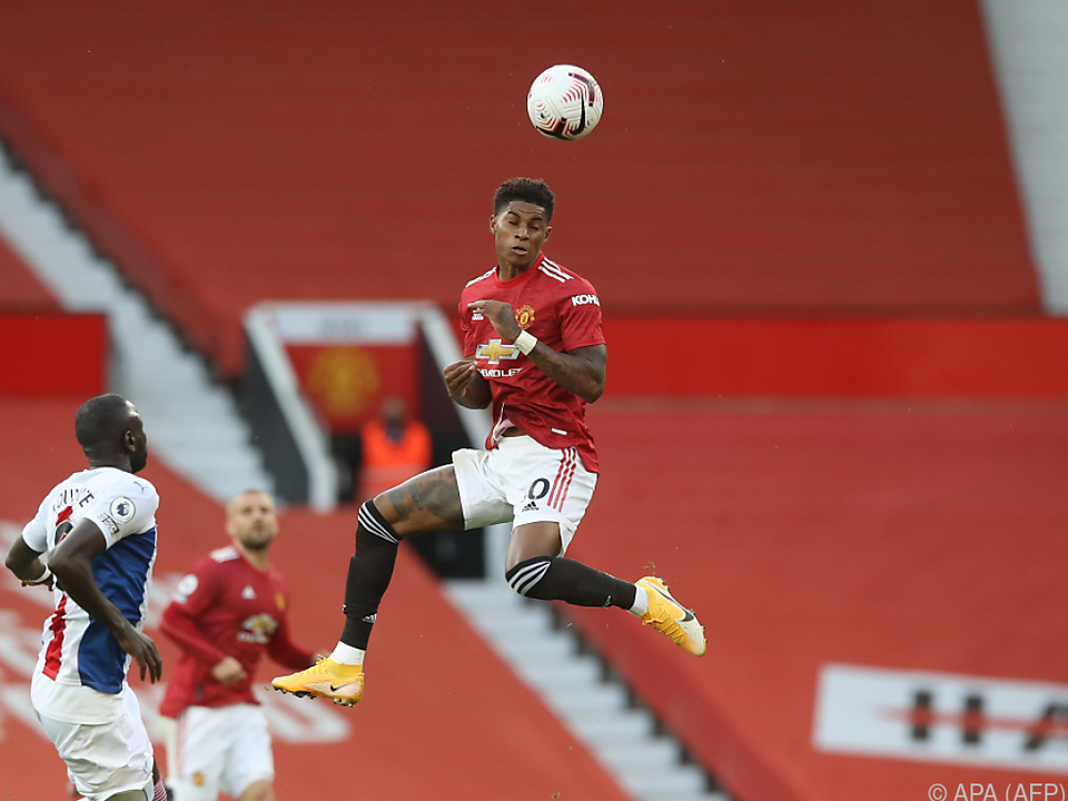 Rekordmeister verlor 1:3 gegen Crystal Palace