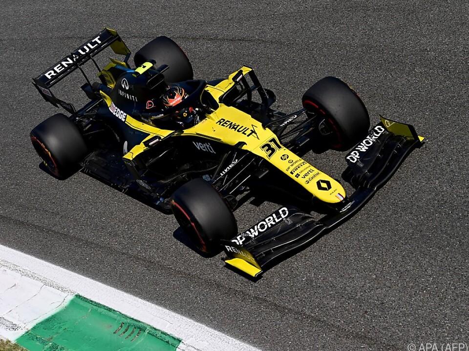 Renault bekommt neuen Namen und neue Farben