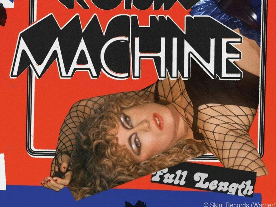 Róisín Murphy ist einfach eine Maschine