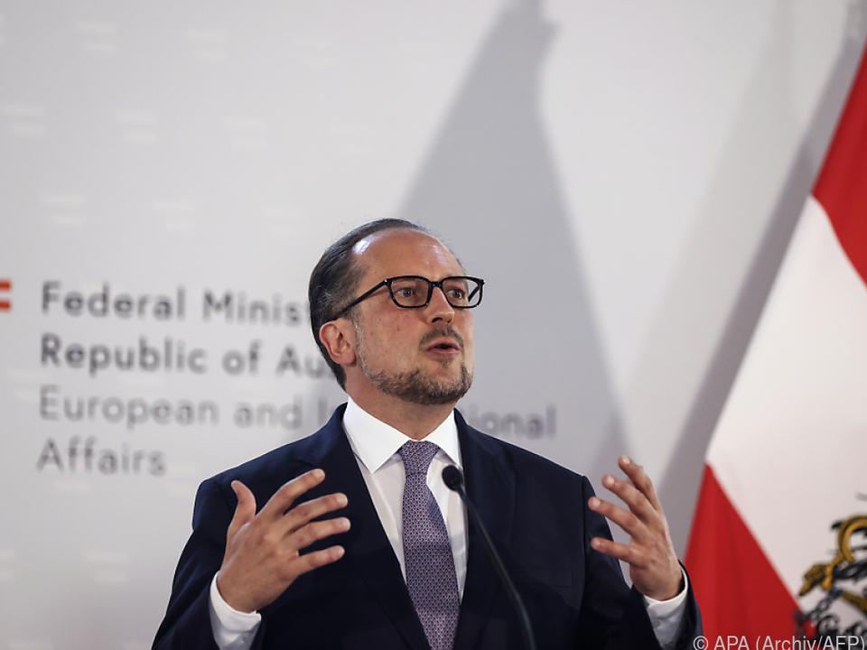 Schallenberg für Multilateralismus in Geopolitik
