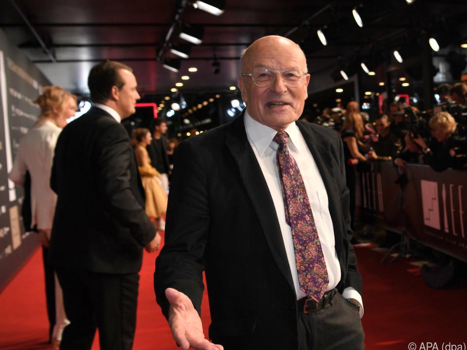 Schlöndorff wurde 1939 in Wiesbaden geboren und lebt in Potsdam