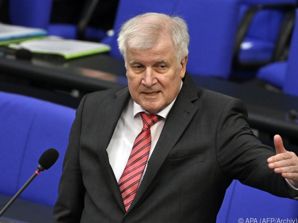 Seehofer kritisiert die Haltung von Wien