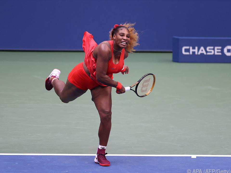 Serena Williams als \